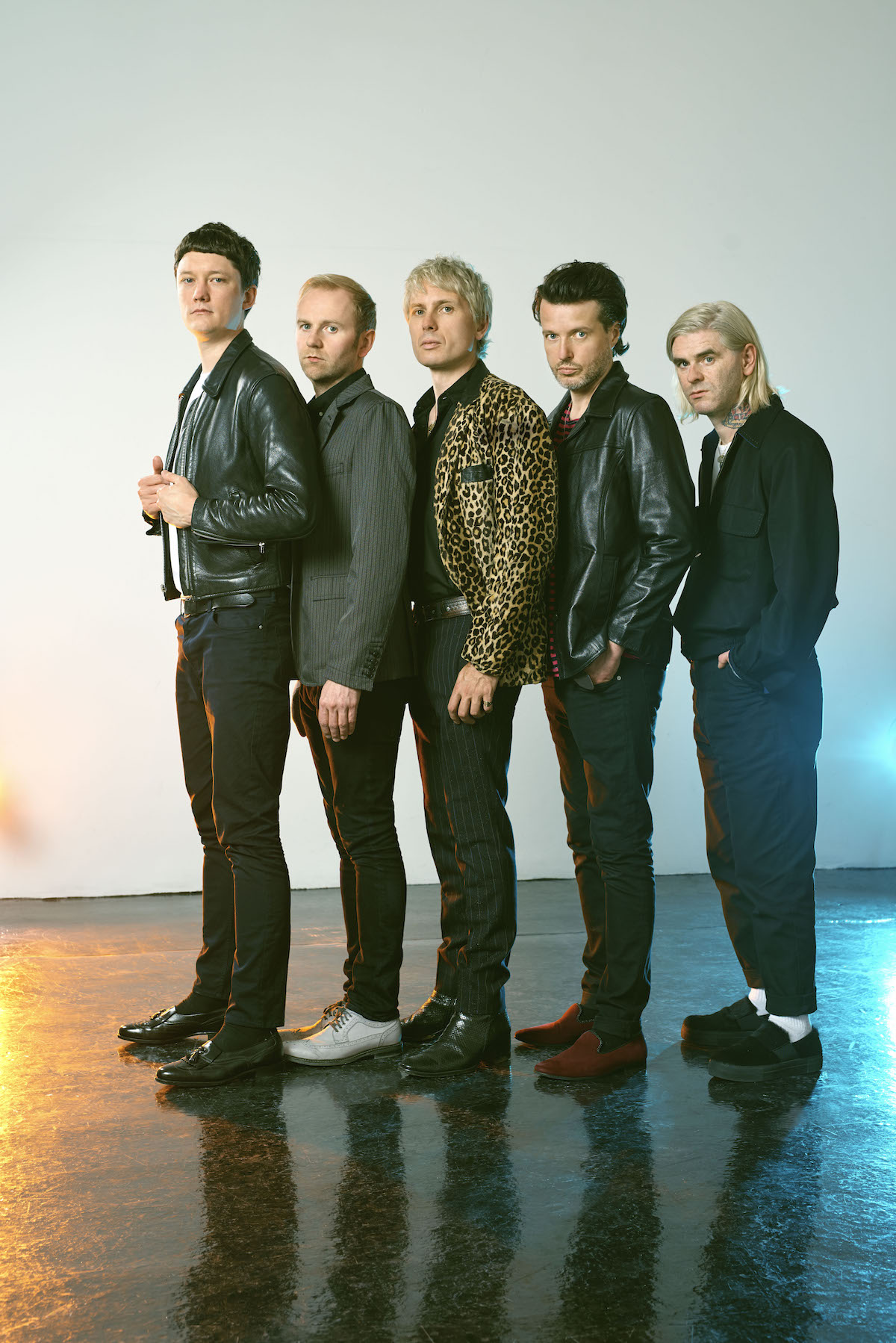 Franz Ferdinand (Credit David Edwards)