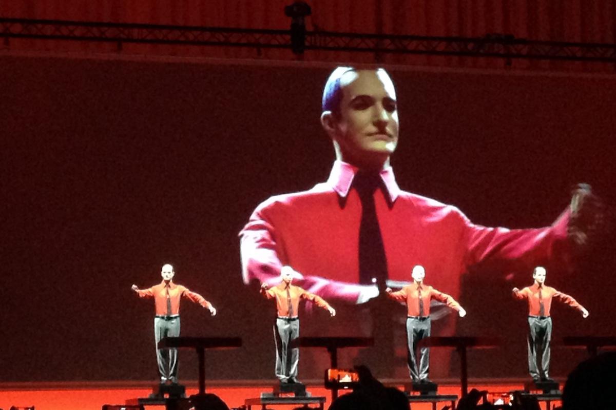 Kraftwerk (Credit MusikBlog)