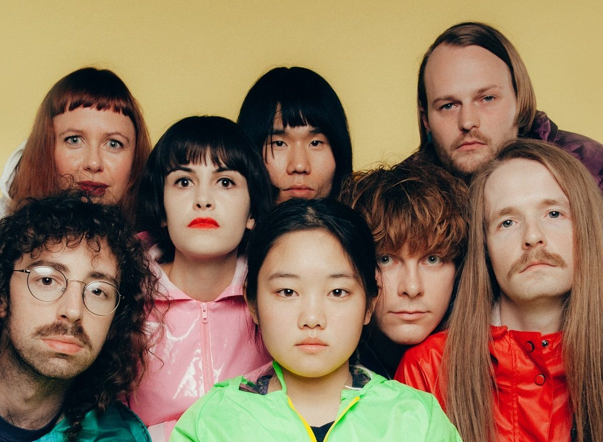 Superorganism (Credit Domino)
