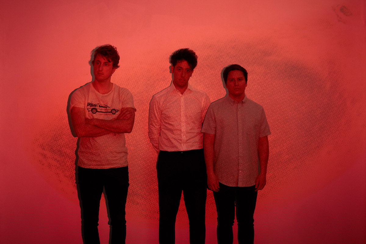 The Wombats (Credit Tom Oxley)