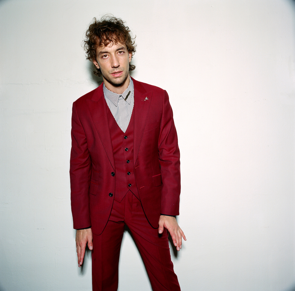 Albert Hammond Jr. (Credit Autumn de Wilde)