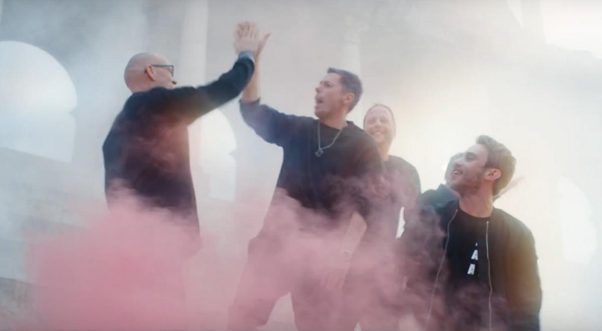 Die Fantastischen Vier – Zusammen (Credit Columbia d)