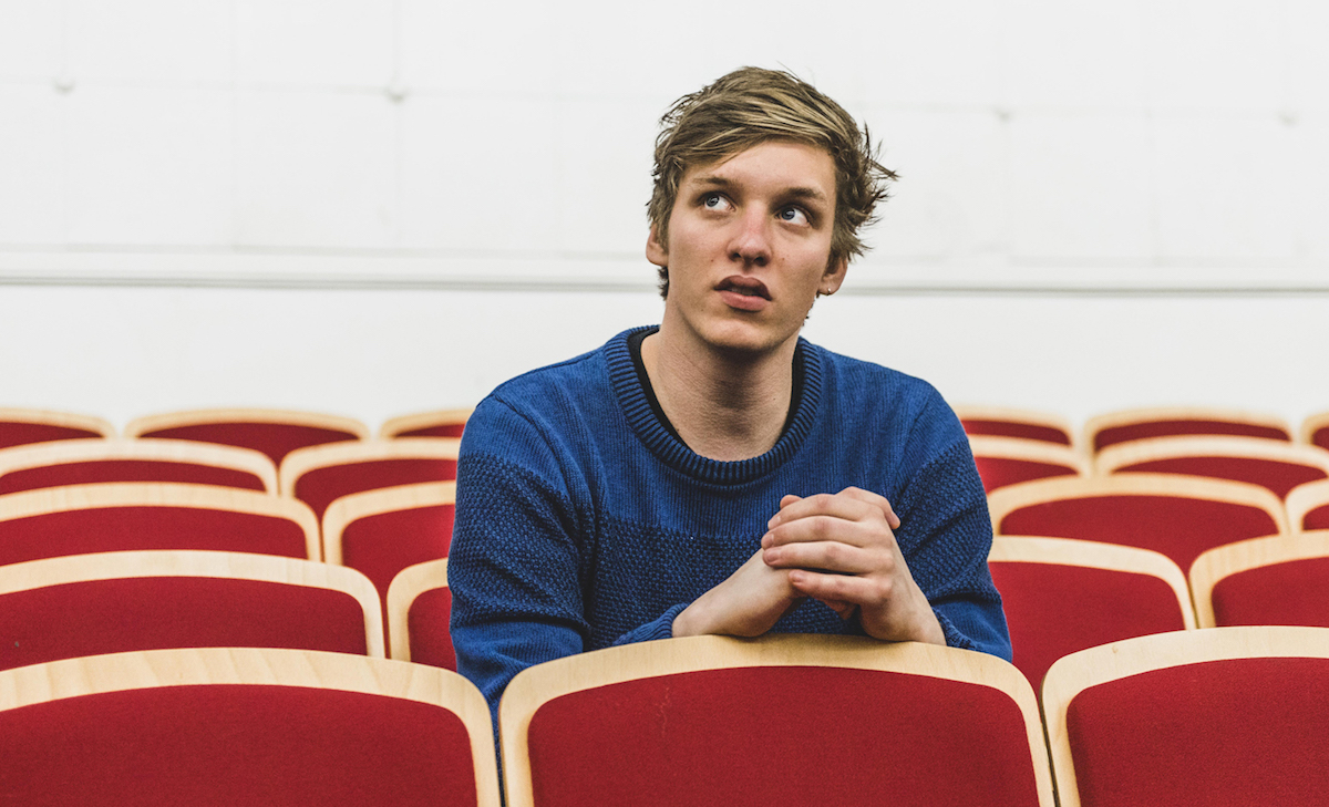 George Ezra (Credit Sony Music)