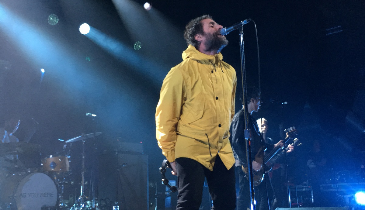 Liam Gallagher (Credit Nina Wuellner/MusikBlog)