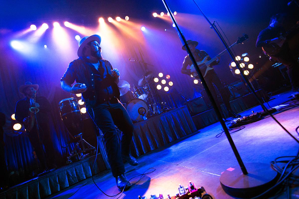 Nathaniel Rateliff & The Night Sweats (Credit Michael Mederacke/MusikBlog)