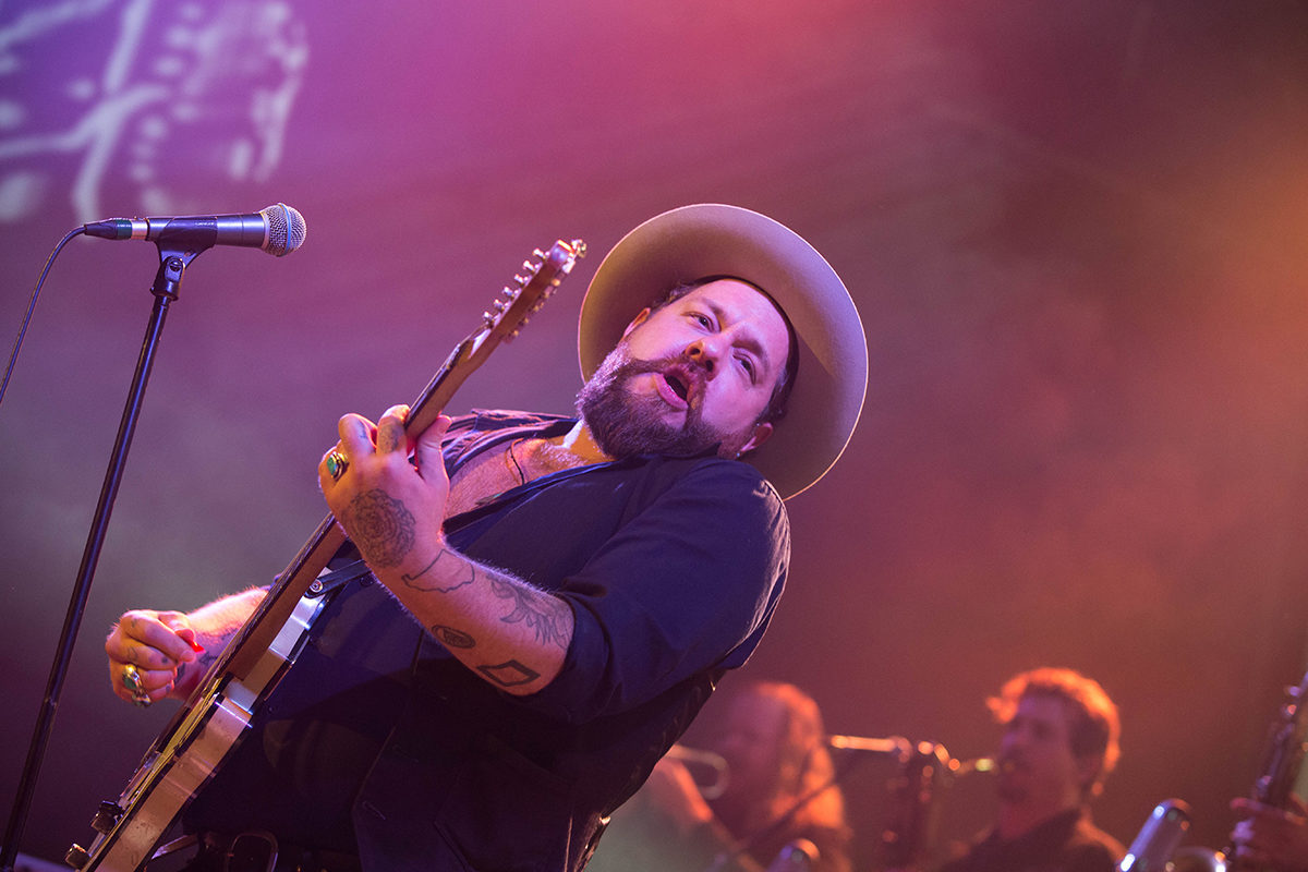 Nathaniel Rateliff & The Night Sweats (Credit Michael Mederacke/MusikBlog)