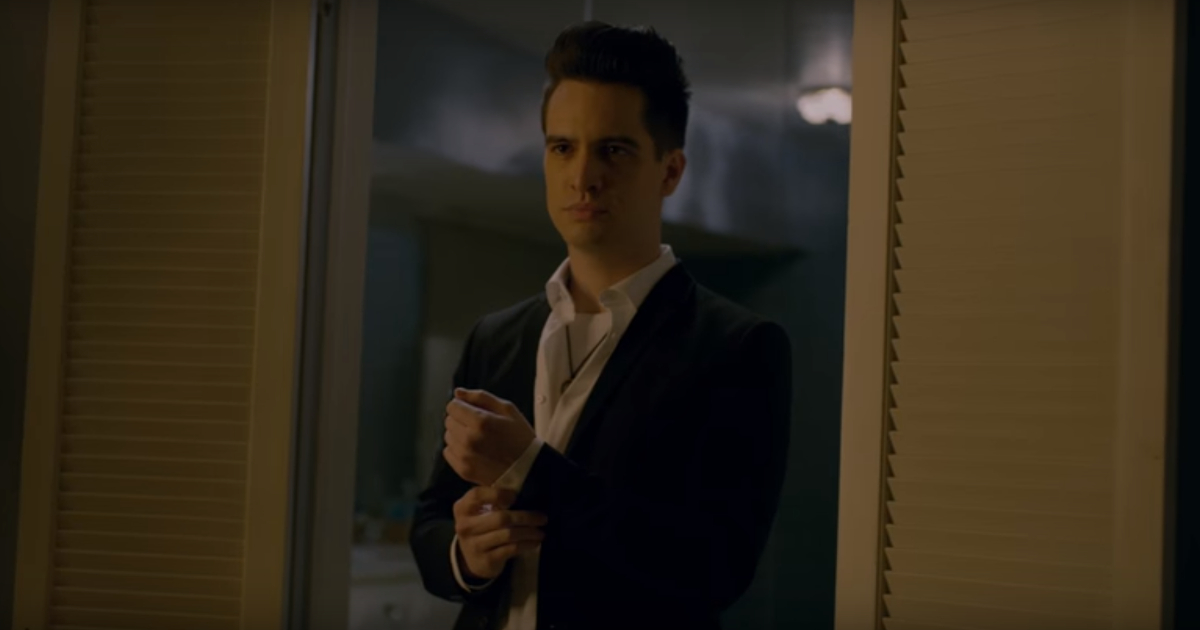 Panic! At The Disco (Credit Warner Music)