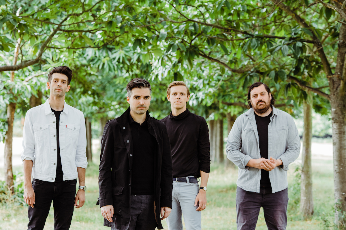The Boxer Rebellion (Credit Tracey Morter)