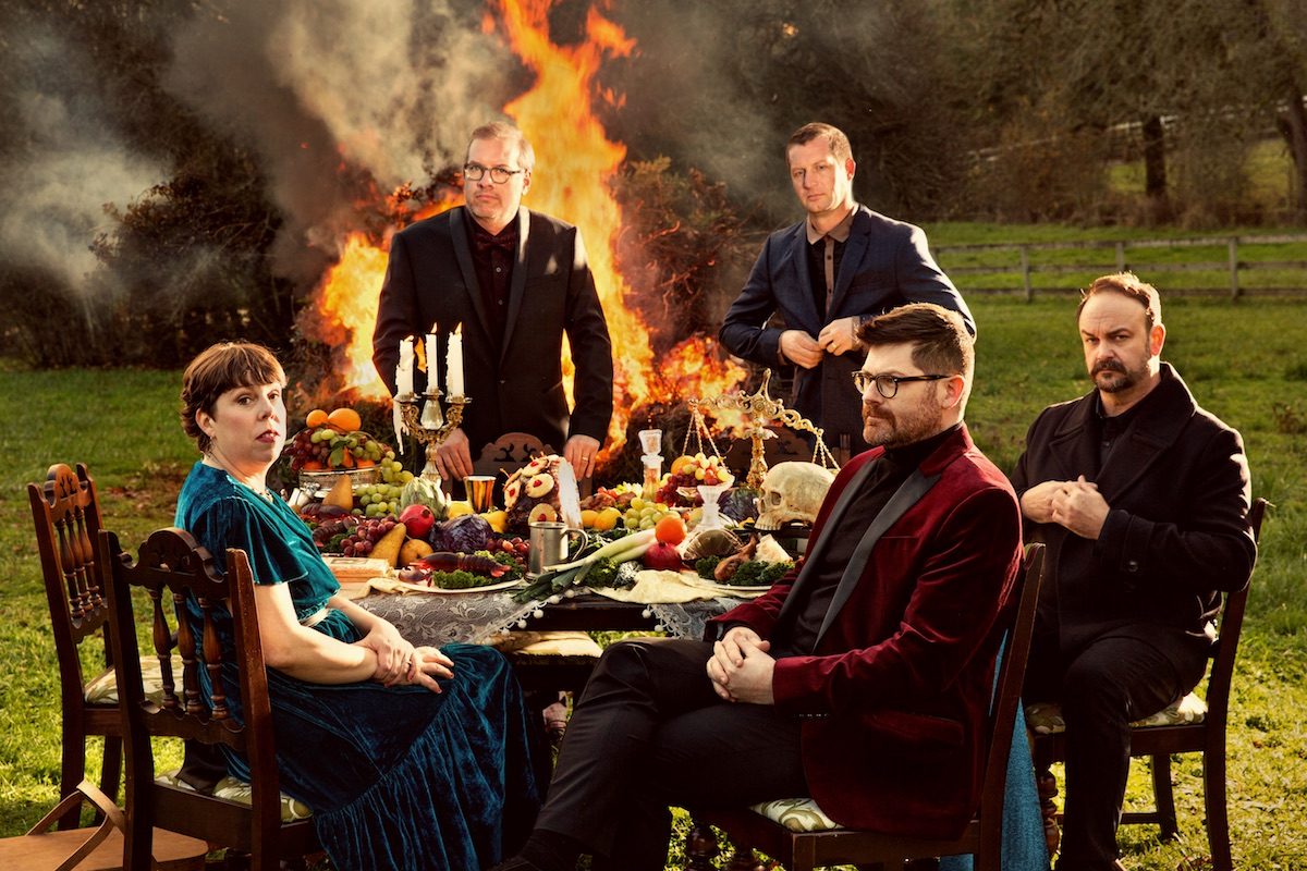 The Decemberists (Credit Rough Trade Records)