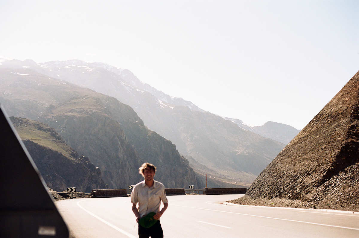Ben Howard (Credit Roddy Bow)
