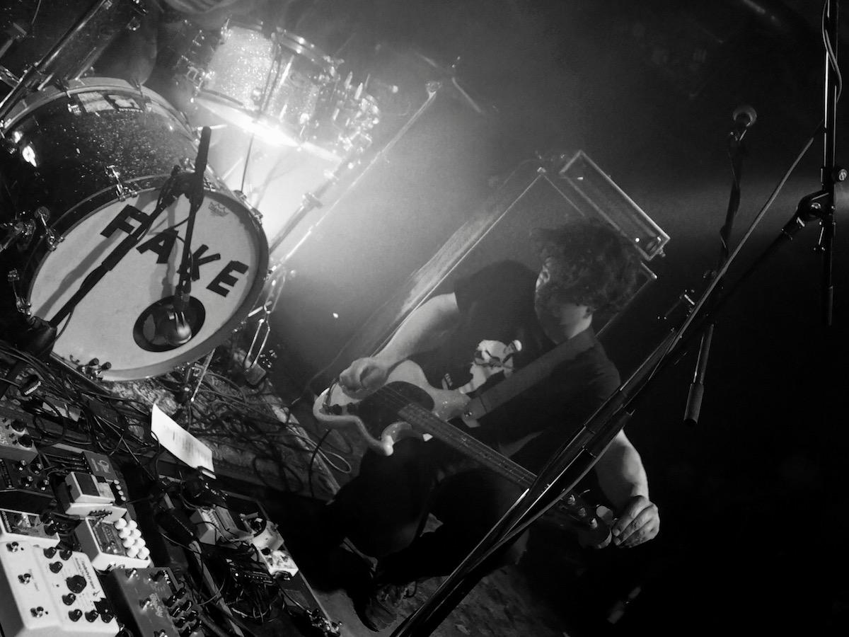 Die Nerven - Live im Hafenklang, Hamburg - MusikBlog