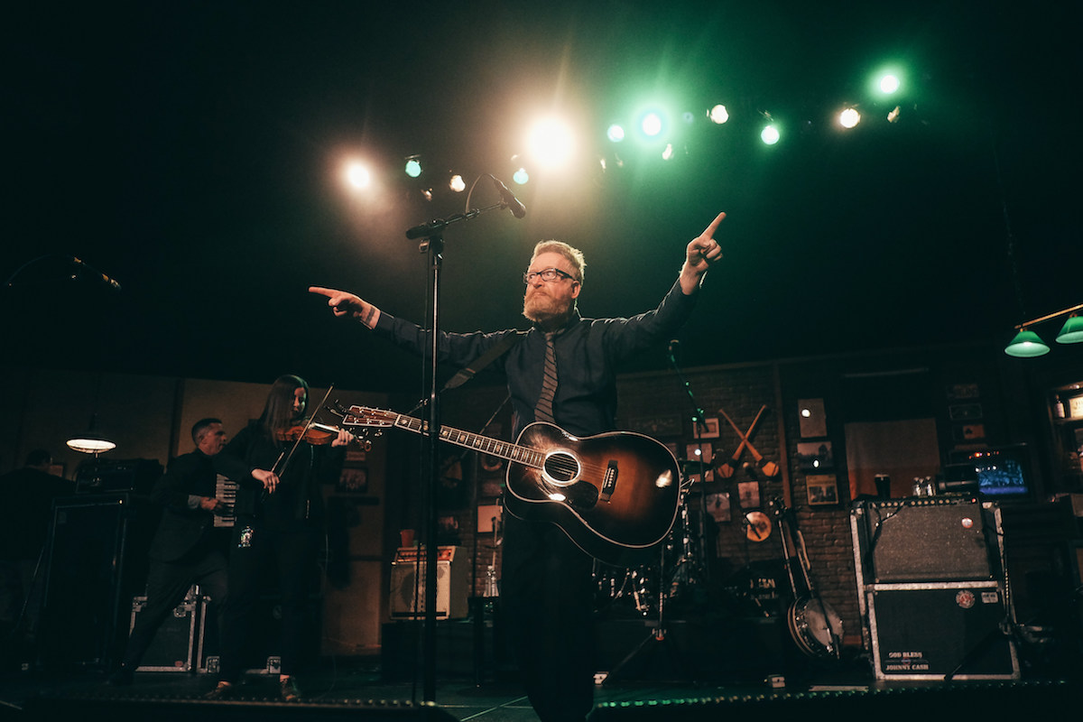 Flogging Molly (Credit Four Artists)