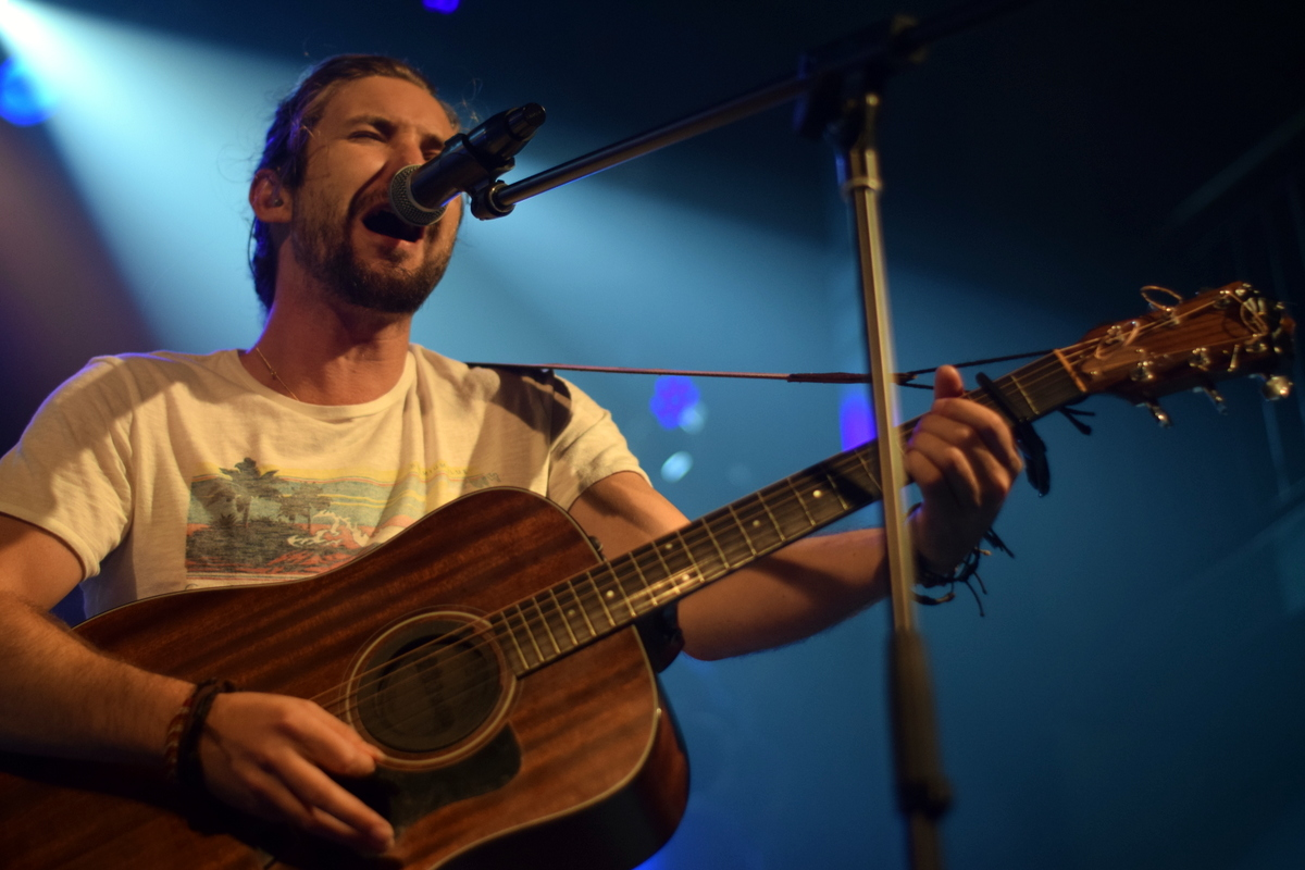 Jeremy Loops (Credit Friedrich Kuehne/MusikBlog)
