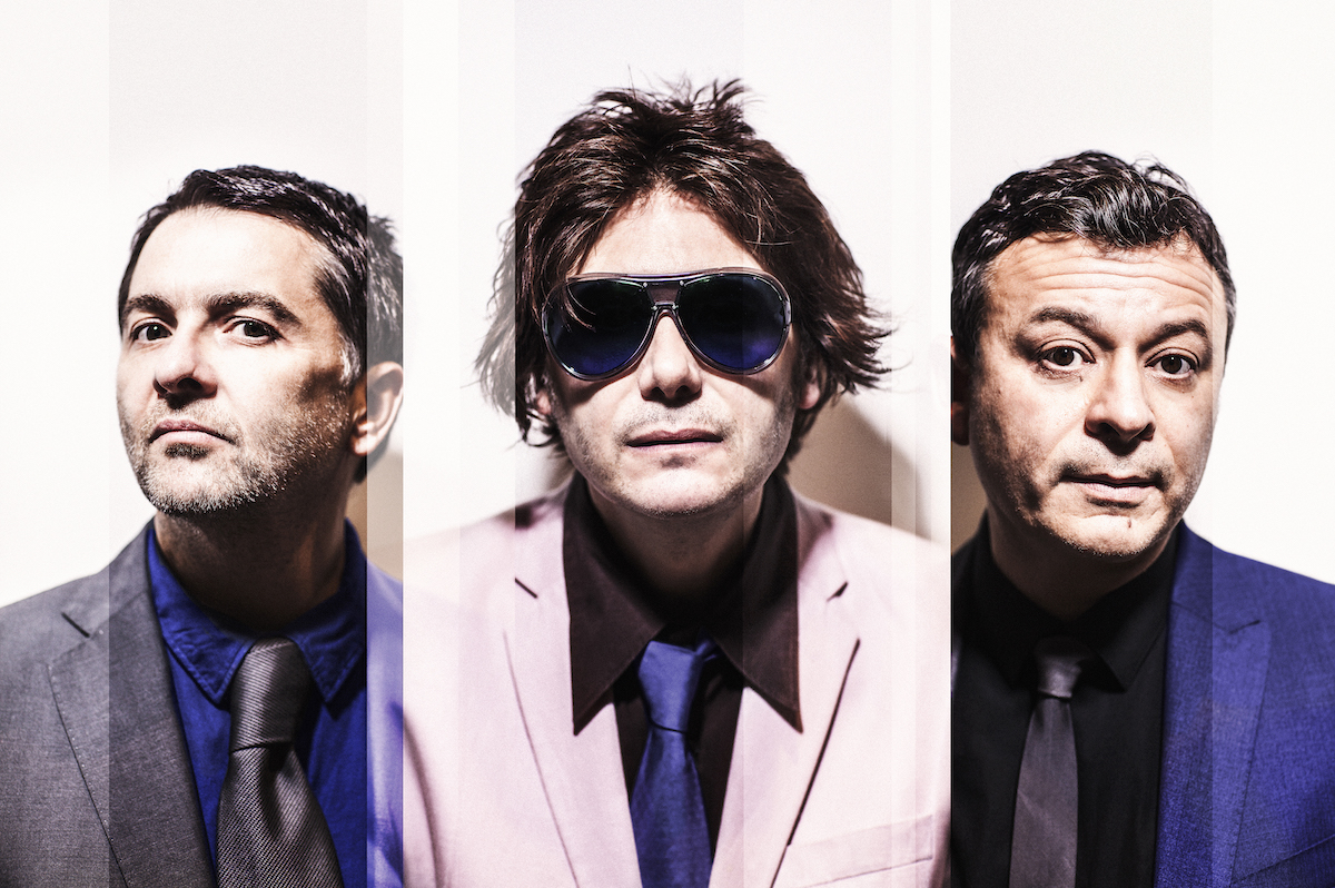 Manic Street Preachers (Credit Alek Lake)