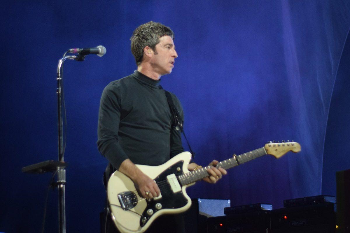 Noel Gallagher's High Flying Birds (Credit Friedrich Kuehne/MusikBlog)
