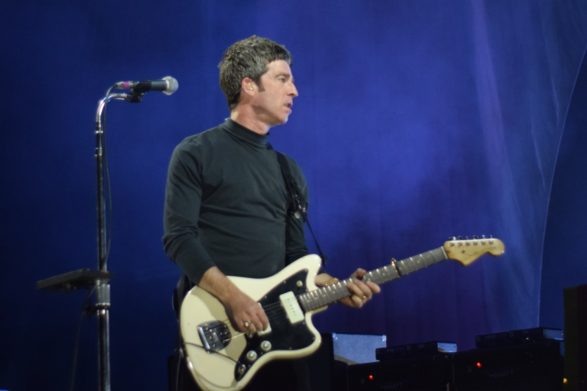 Noel Gallagher's High Flying Birds (Credit Friedrich Kuehne/MusikBlog)