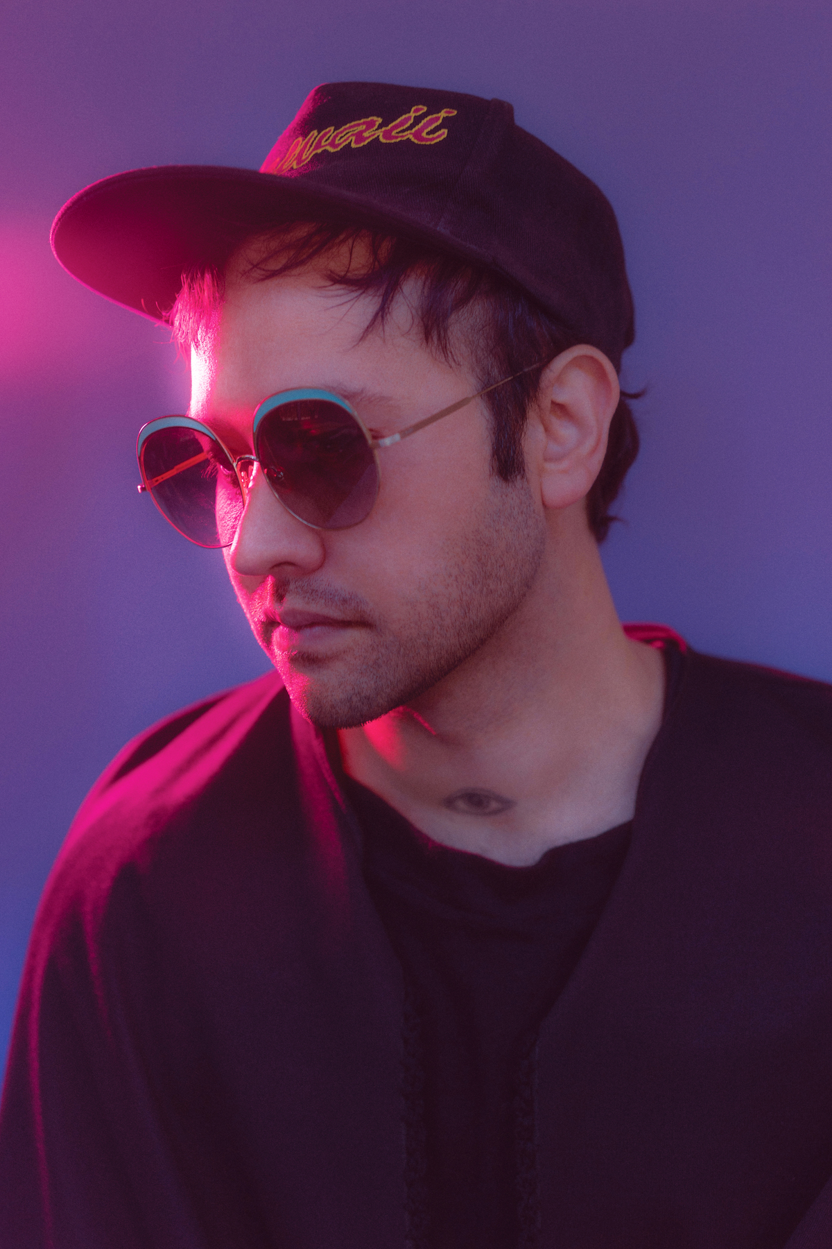 Unknown Mortal Orchestra (Credit Neil Krug)