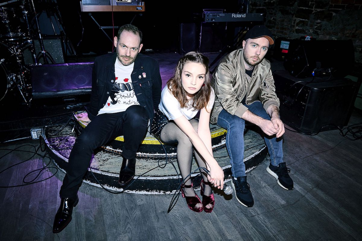 Chvrches (Credit Danny Clinch)