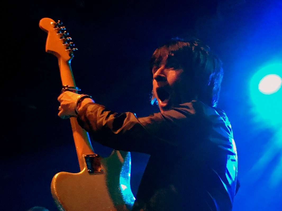 Johnny Marr (Credit Friedrich Kuehne/MusikBlog)