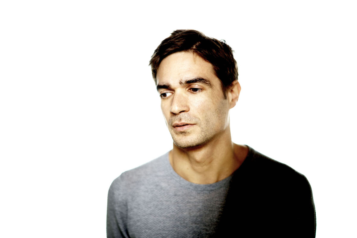 Jon Hopkins (Credit Steve Gullick)