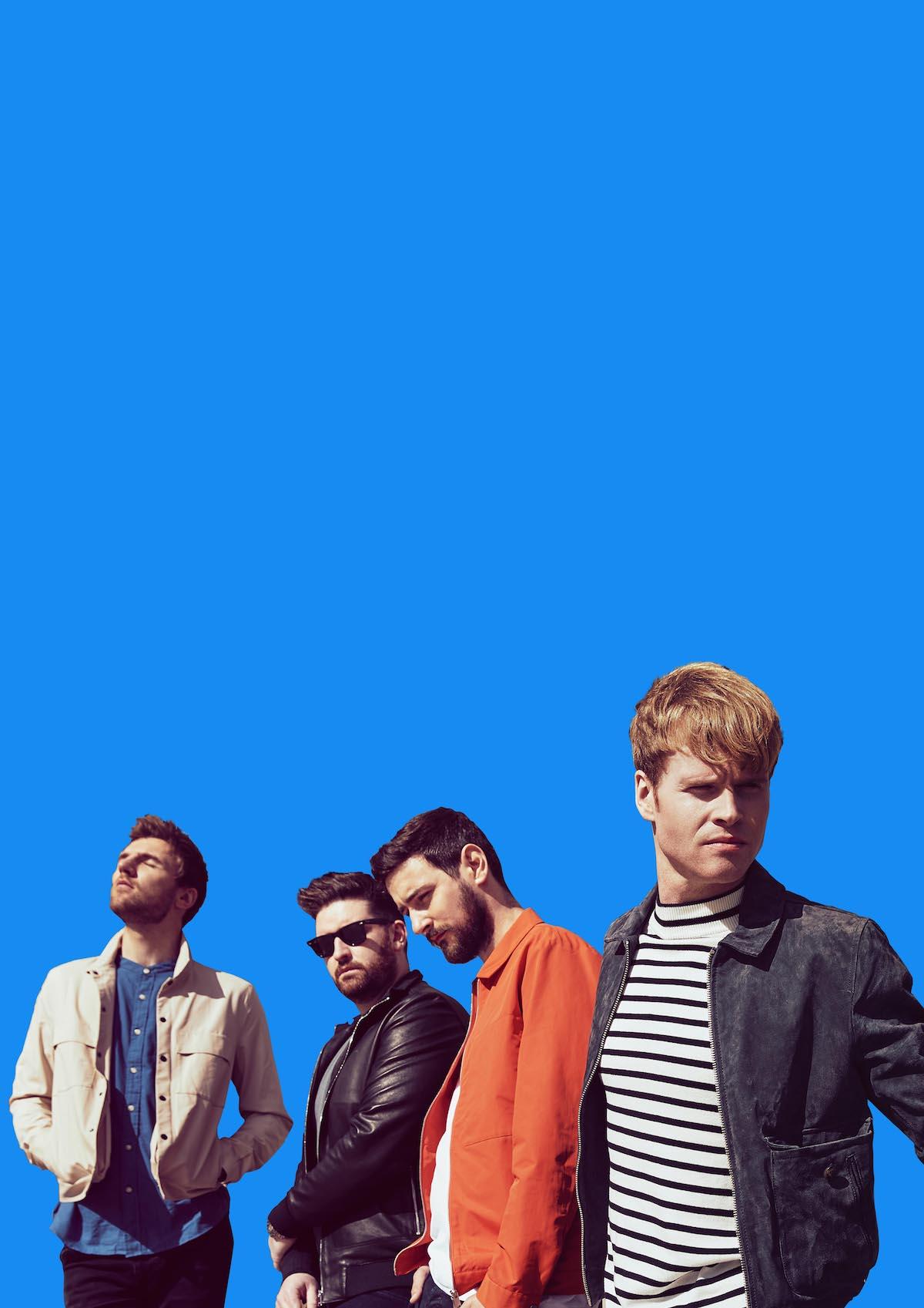 Kodaline (Credit Sony Music)
