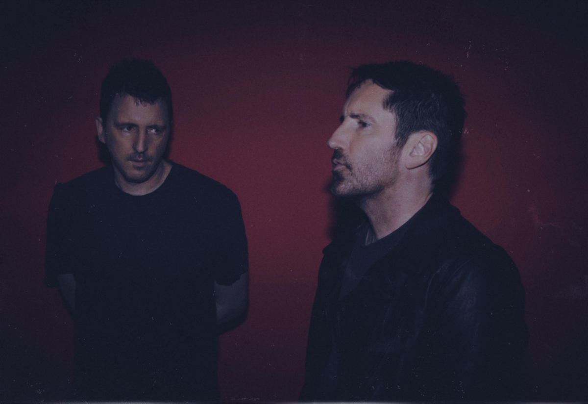 Nine Inch Nails (Credit Columbia Records)