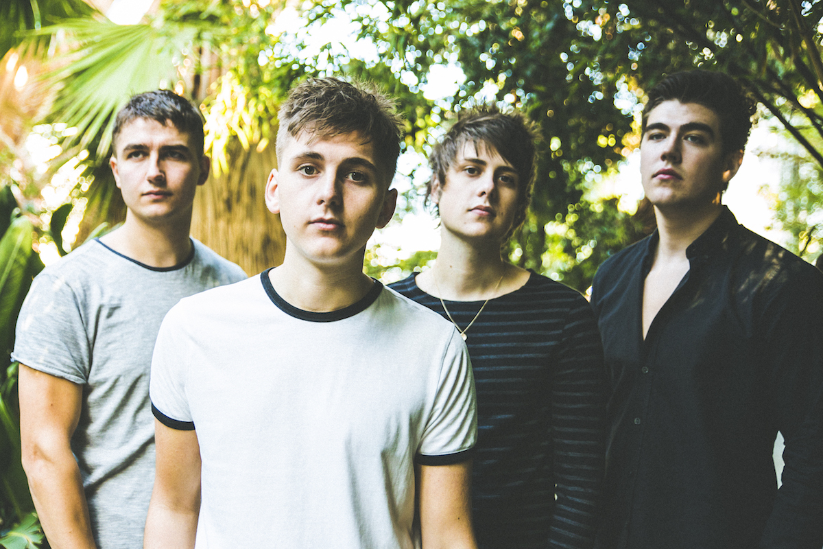 The Sherlocks (Credit Infectious Music)