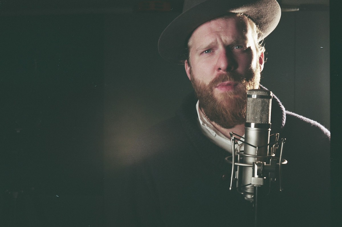 Alex Clare (Credit ETC Recordings)