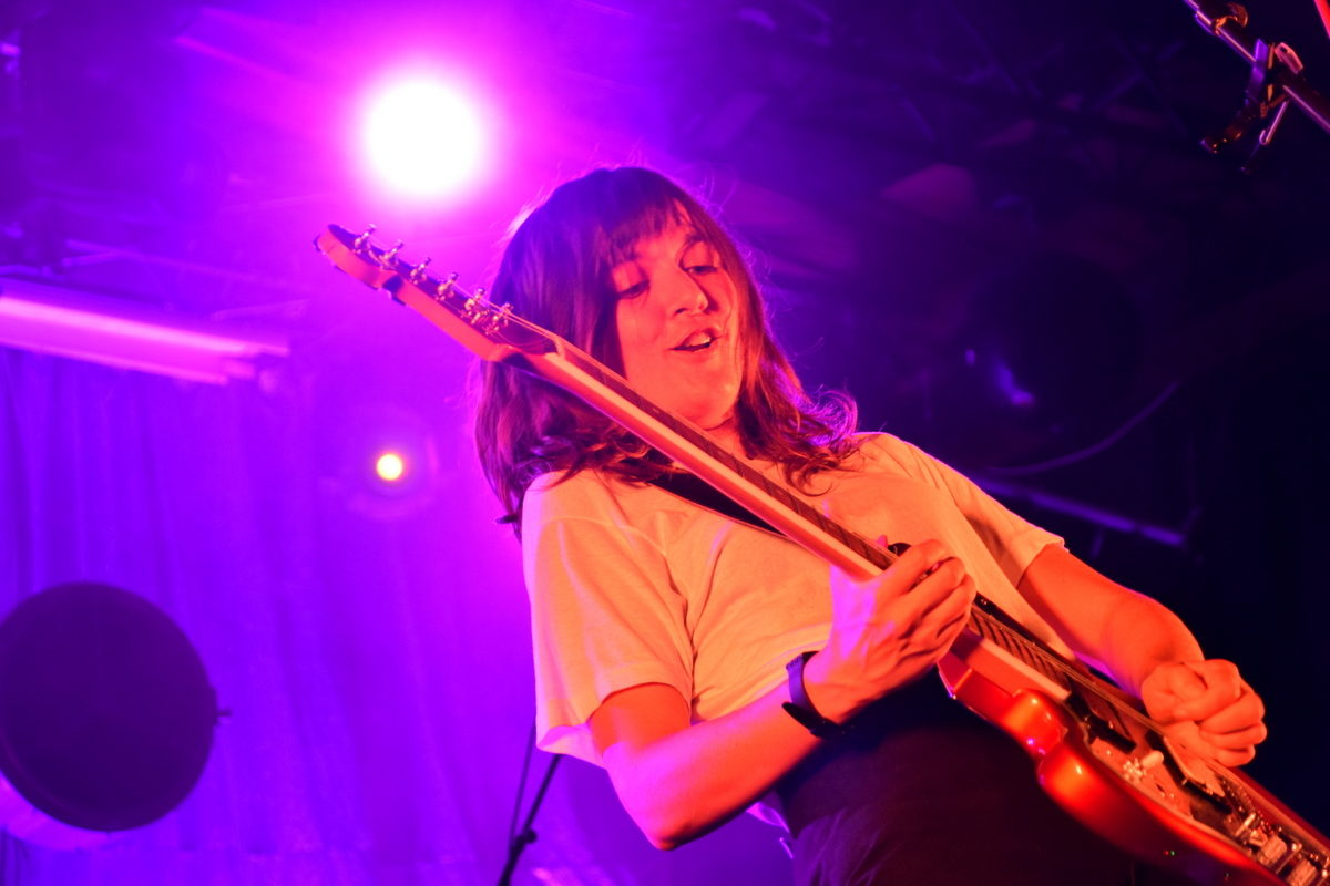 Courtney Barnett (Credit Friedrich Kuehne/MusikBlog)
