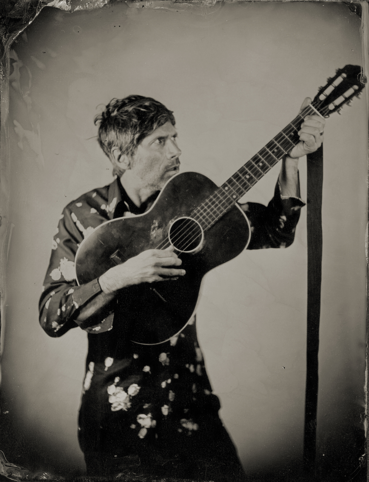 Gruff Rhys (Credit Rough Trade Records)