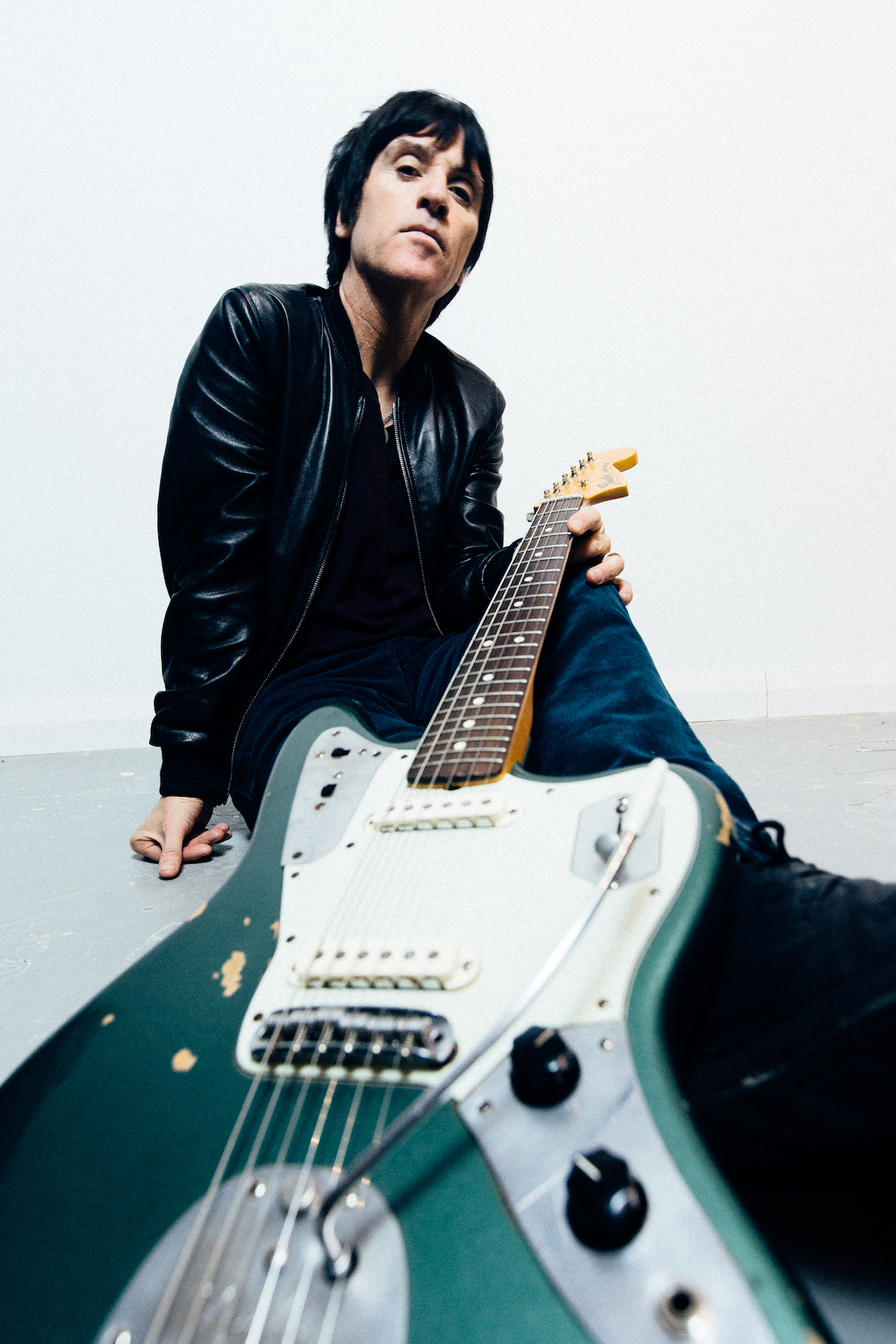 Johnny Marr (Credit Niall Lear)