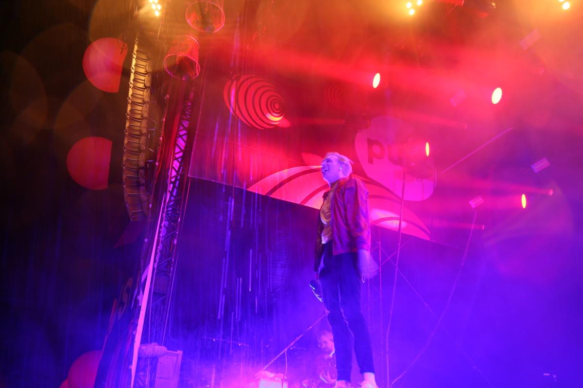 Kraftklub (Credit Lynn Nguyen/MusikBlog)