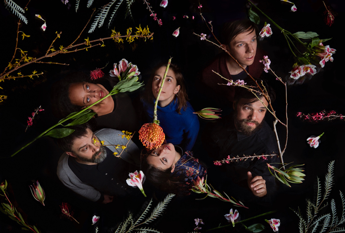 Dirty Projectors (Credit Jason Frank Rothberg)