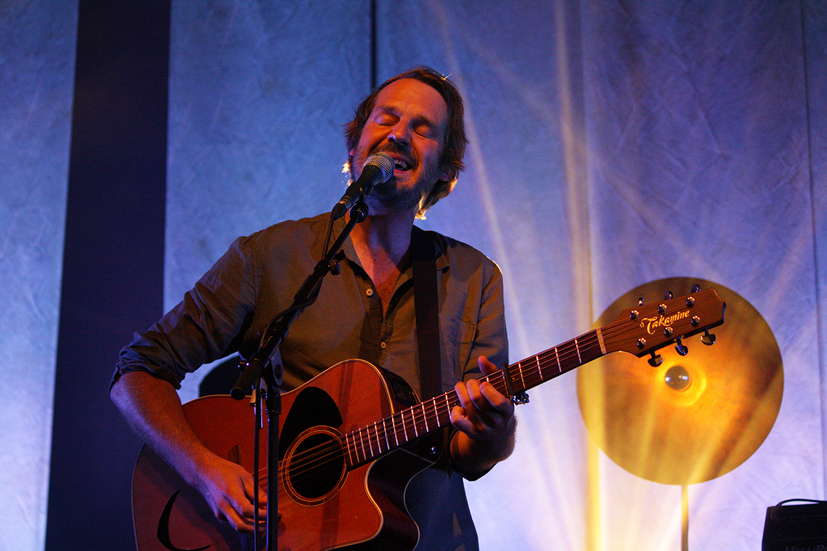 Gisbert Zu Knyphausen (Credit Daniel Thomas/MusikBlog)