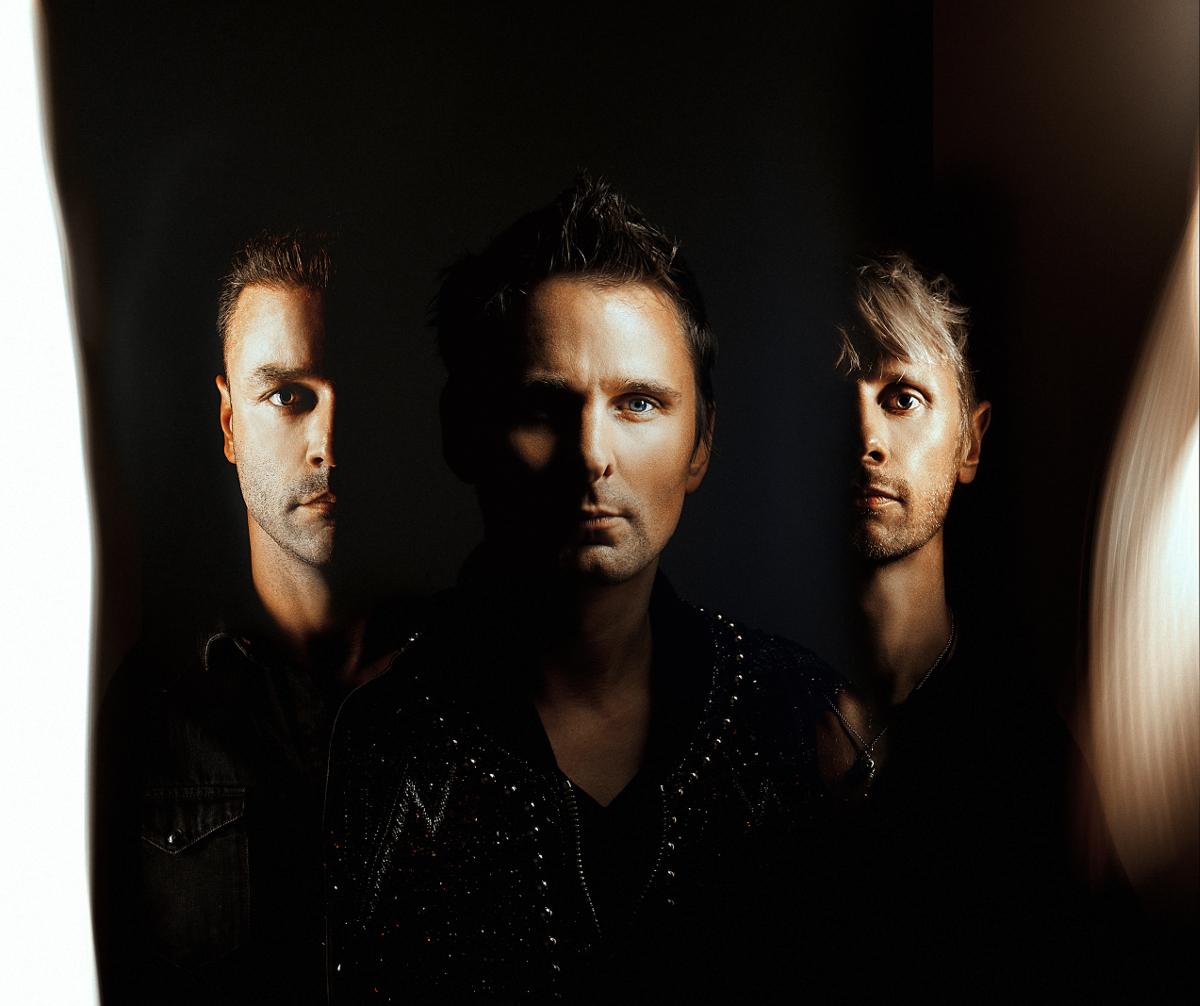 Muse (Credit Warner Music)