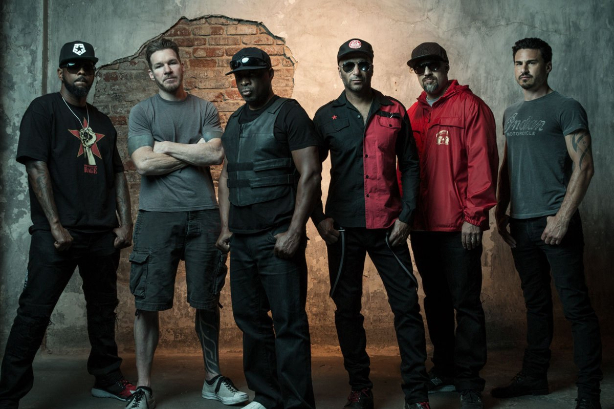 Prophets Of Rage (Credit Fantasy Records)