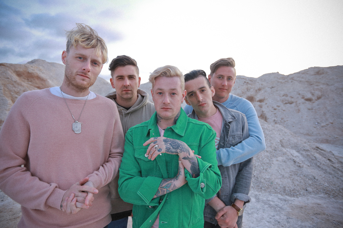 Deaf Havana (Credit Wolf James)