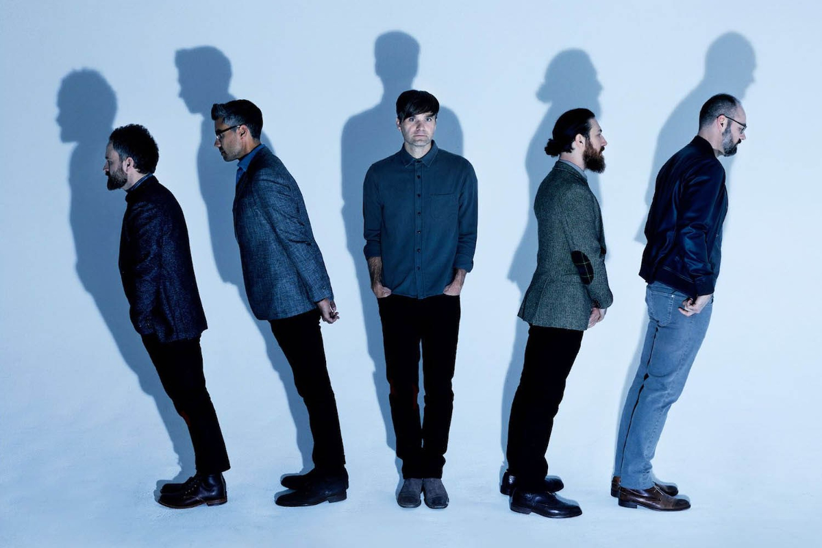 Death Cab For Cutie (Credit Eliot Lee Hazel)