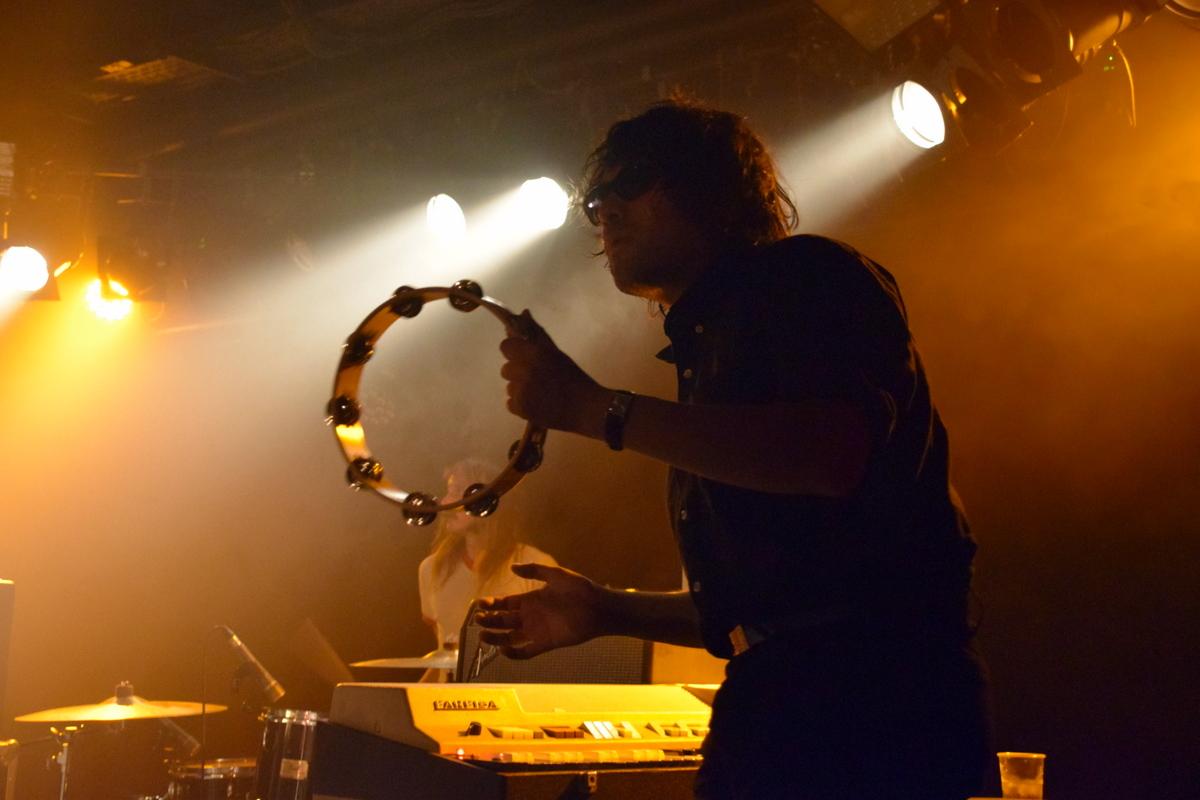 Mystic Braves (Credit Friedrich Kuehne/MusikBlog)