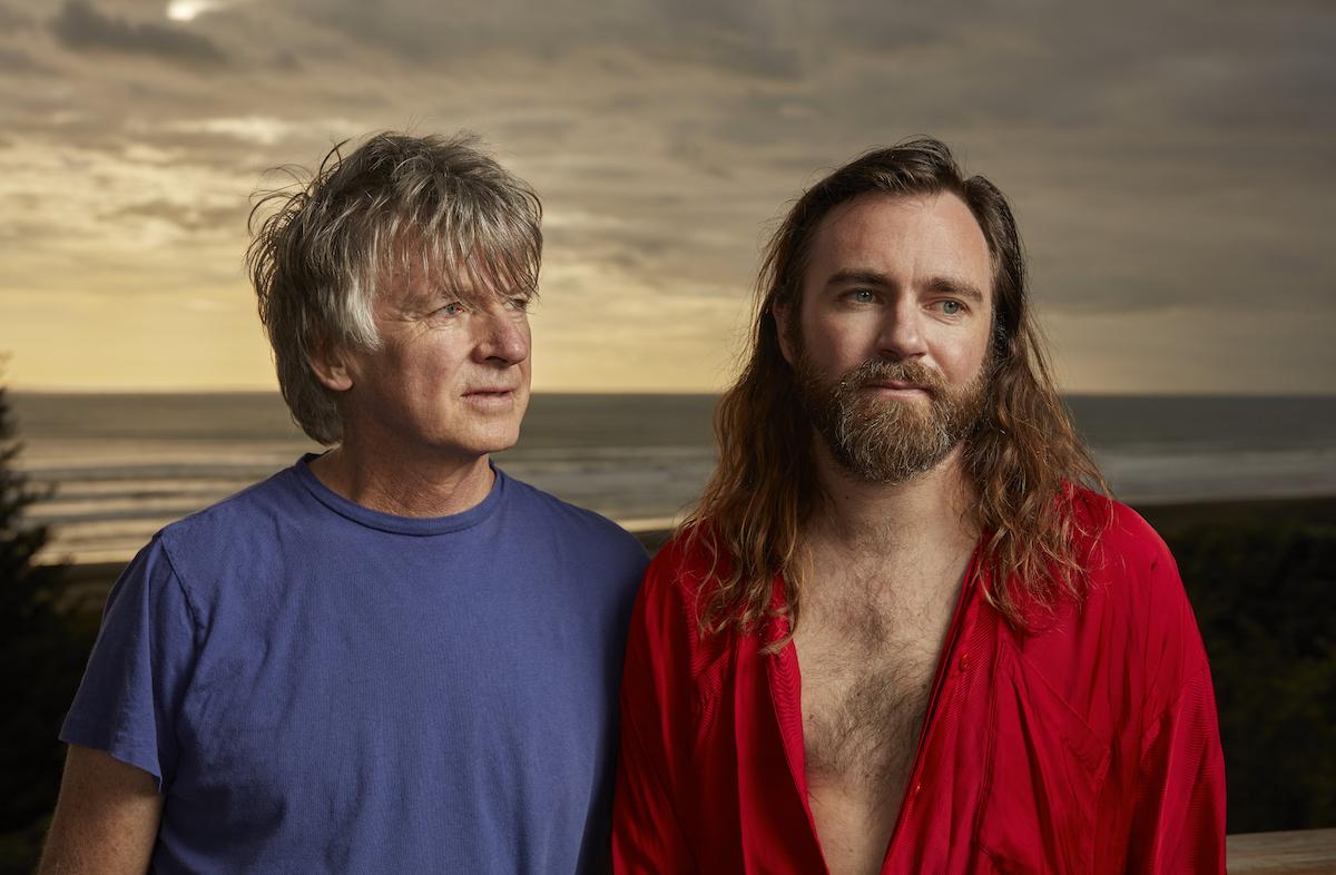 Neil & Liam Finn (Credit Russ Flatt)