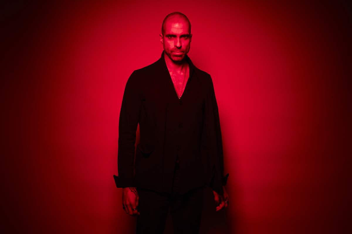 Chris Liebing (Credit David Paul Larson)