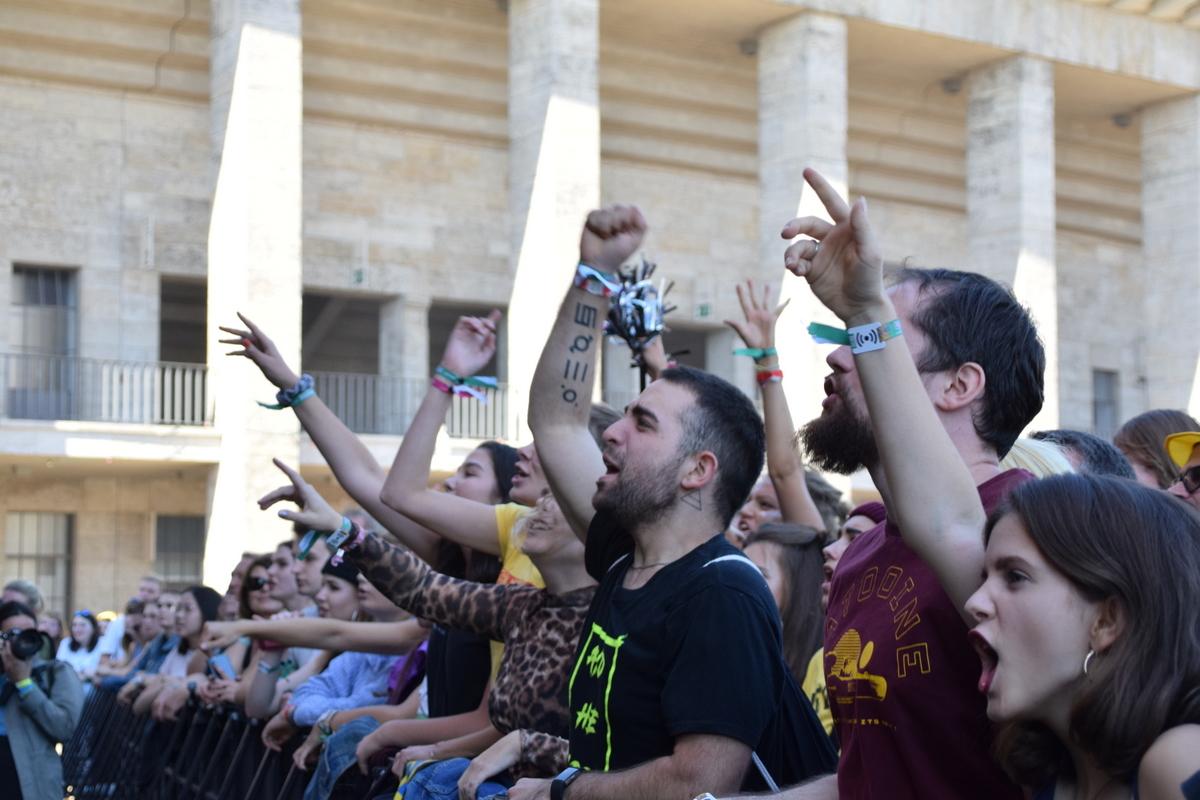 Lollapalooza (Credit Friedrich Kuehne/MusikBlog)