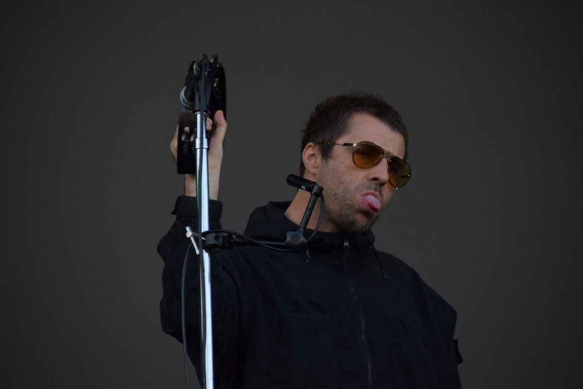 Liam Gallagher (Credit Friedrich Kuehne/MusikBlog)