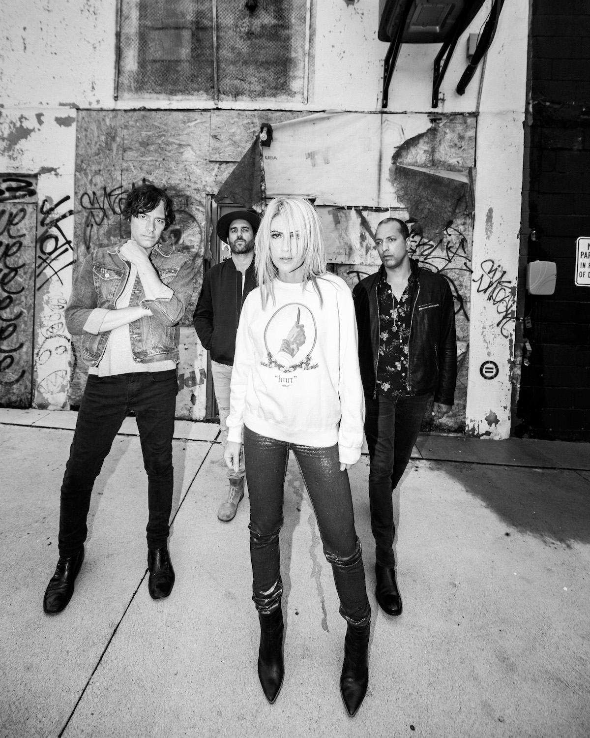 Metric (Credit Justin Broadbent)