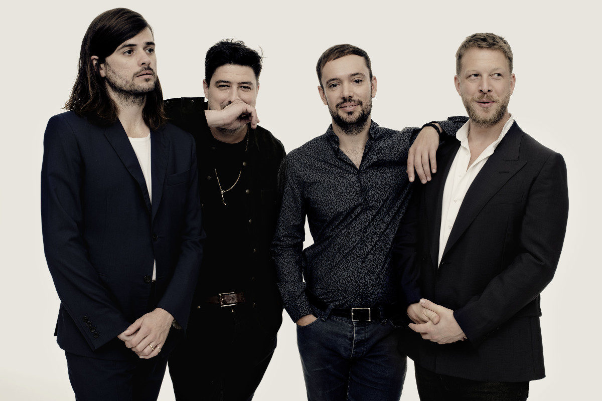 Mumford & Sons (Credit Alistair Taylor-Young)