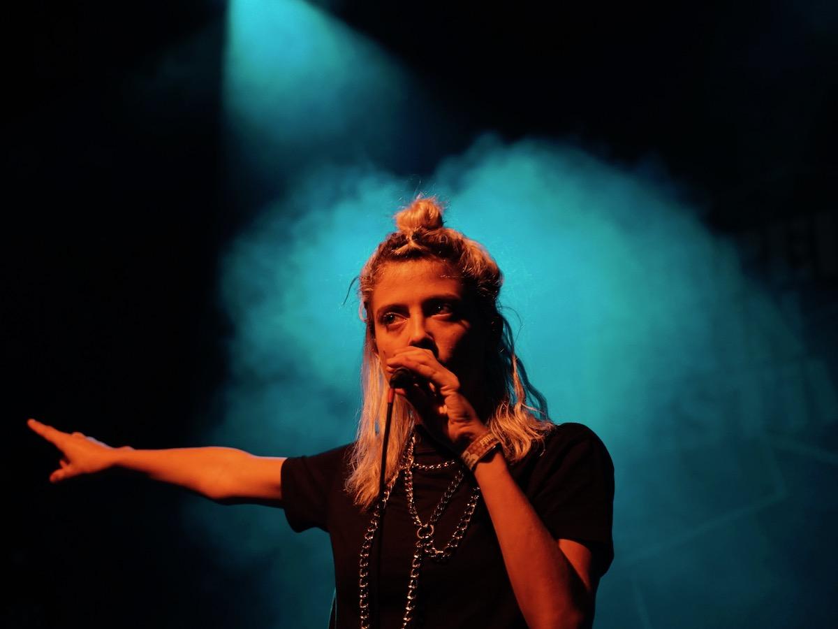 Noga Erez (Credit Birgit Martin/MusikBlog)