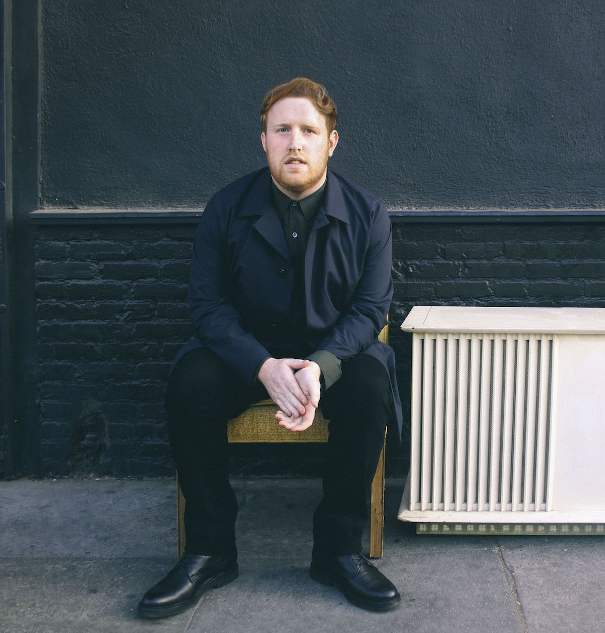 Gavin James (Credit Grace Pickering)