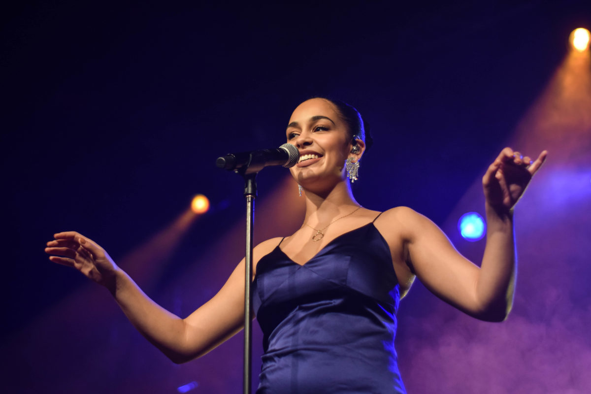 Jorja Smith (Credit Friedrich Kuehne/MusikBlog)
