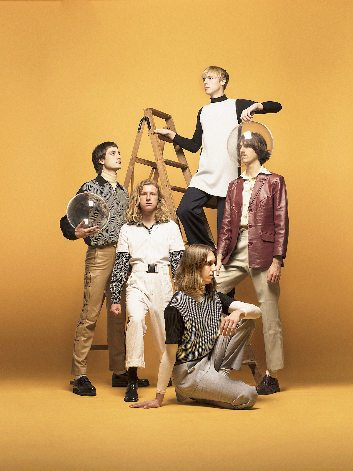 Parcels (Credit Anna-Lena Krause + Olive Brown)