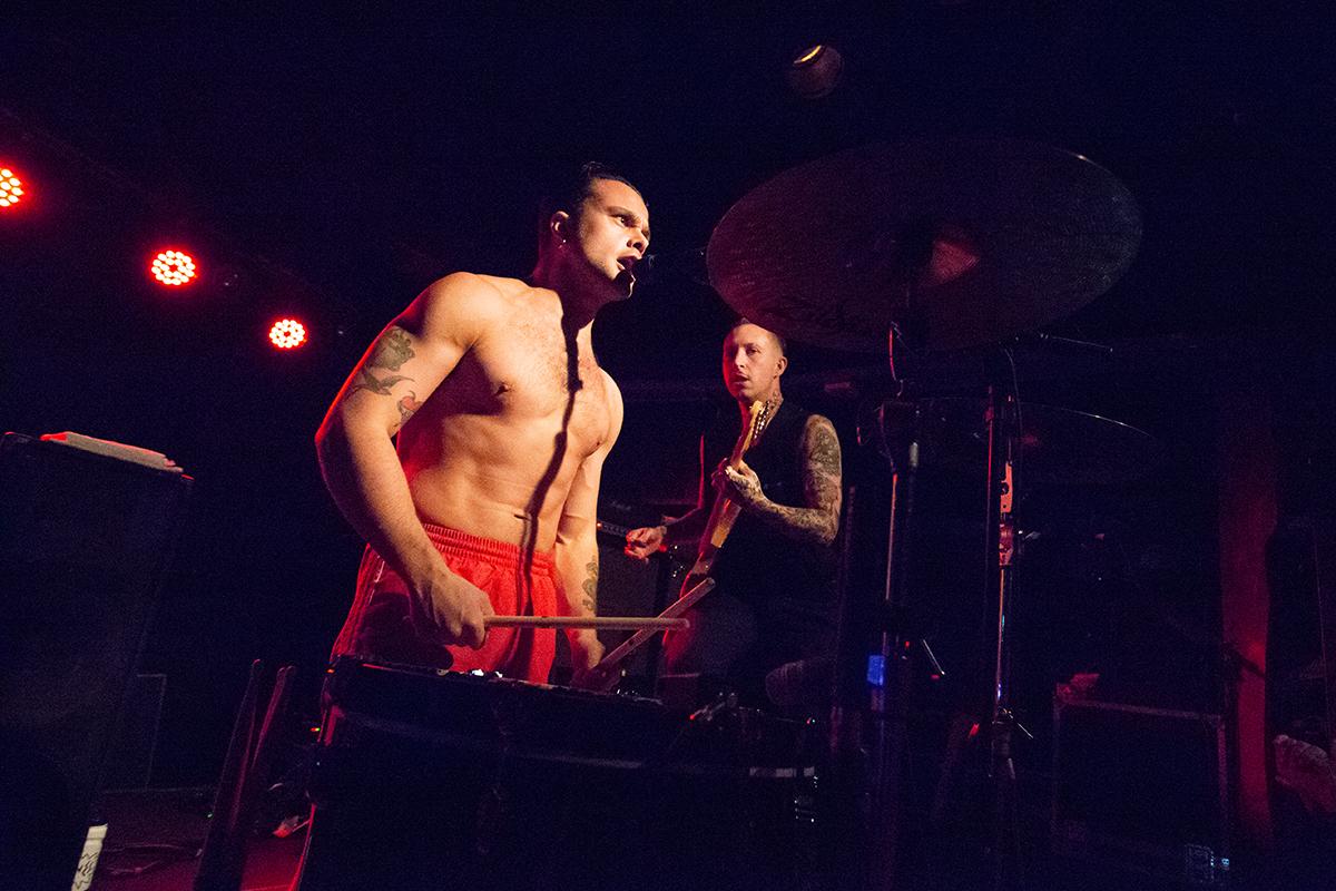 Slaves (Credit Michael Mederacke/MusikBlog)